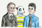David, Alan and Ying