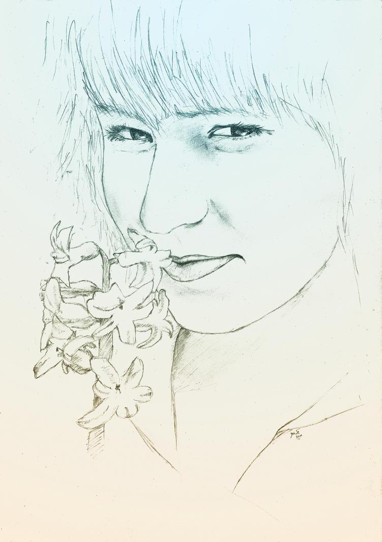 Mimi portret by Yowie1991