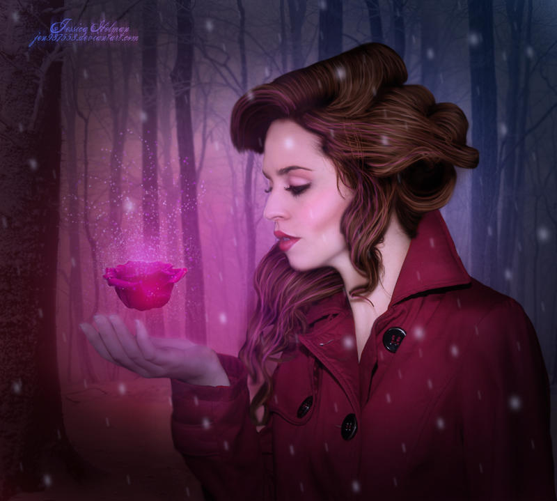 Belle by Jezzy-Art