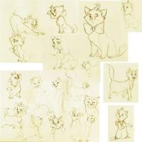 The Aristocats by vagab0nda