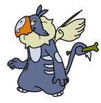 Pokemon 012 - Grifumb