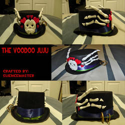 The Voodoo Juju by SlienceMaster