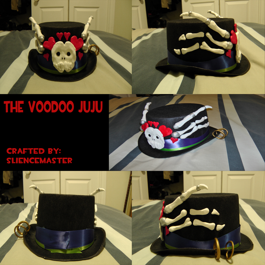The Voodoo Juju by SlienceMaster