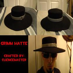 Grimm Hatte by SlienceMaster