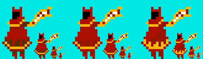 Journey pixeled (megaman limitations)