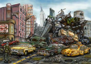 Postwar New-York