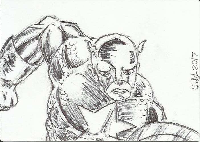 Captain America by ShadowManGMR