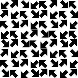 Tilted Arrow Pattern 2