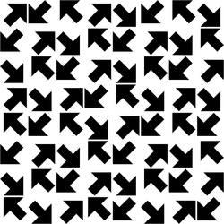 Tilted Arrow Pattern 3