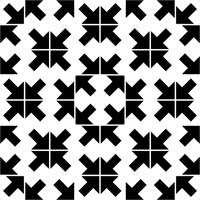 Tilted Arrow Pattern 4