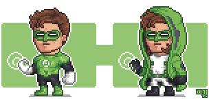 GL Hal Jordan by DanOcean