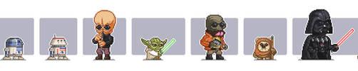 More Star Wars stuff by DanOcean