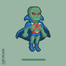 JLU - Martian Manhunter