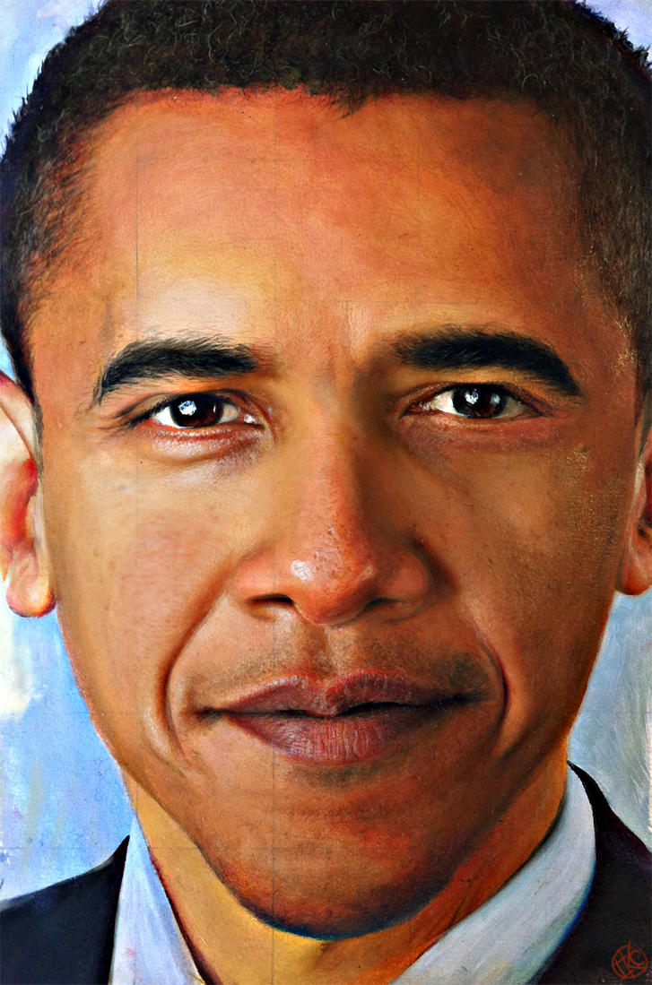 Obama by ionakate