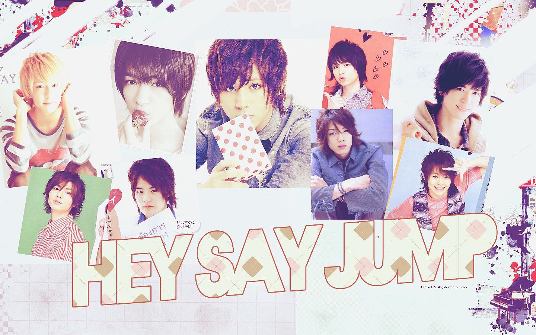 Wallpaper Hey Say Jump By Atsukiro On Deviantart