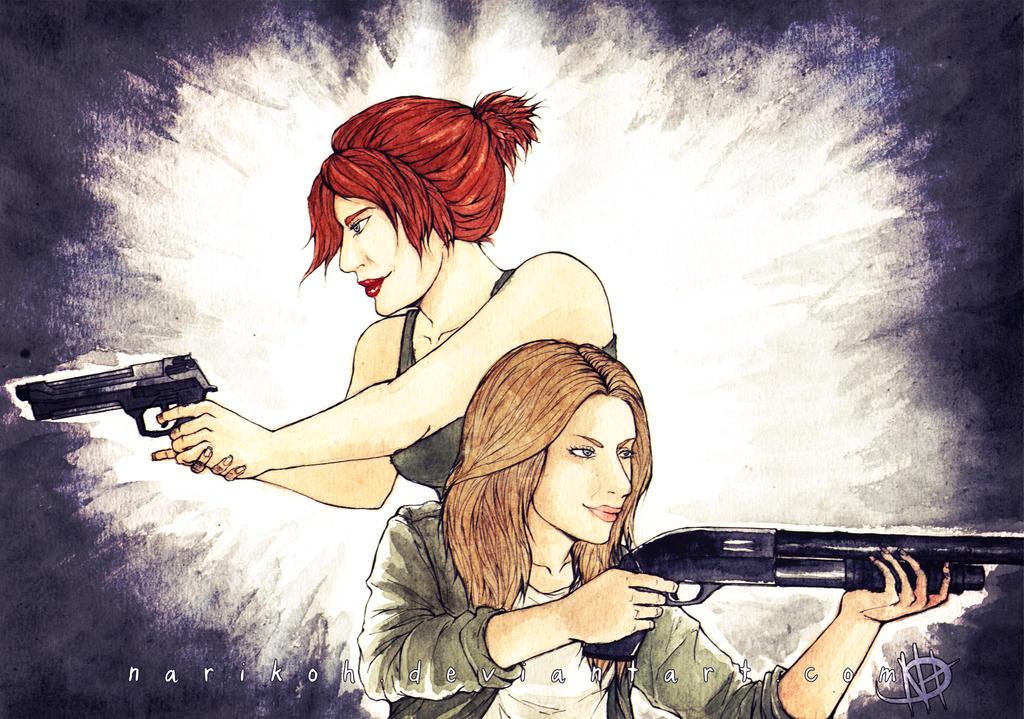 Zombiehunters  by Narikoh