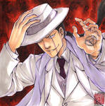 The Crimson Alchemist