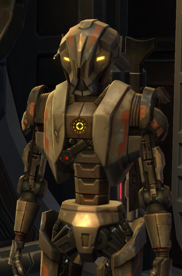 HK-51 Avatar