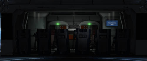 Security Detail by Clonetrooper21
