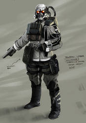 Colonel Tendon Cobar by Clonetrooper21