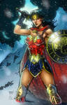 Wonder Woman(Color only)
