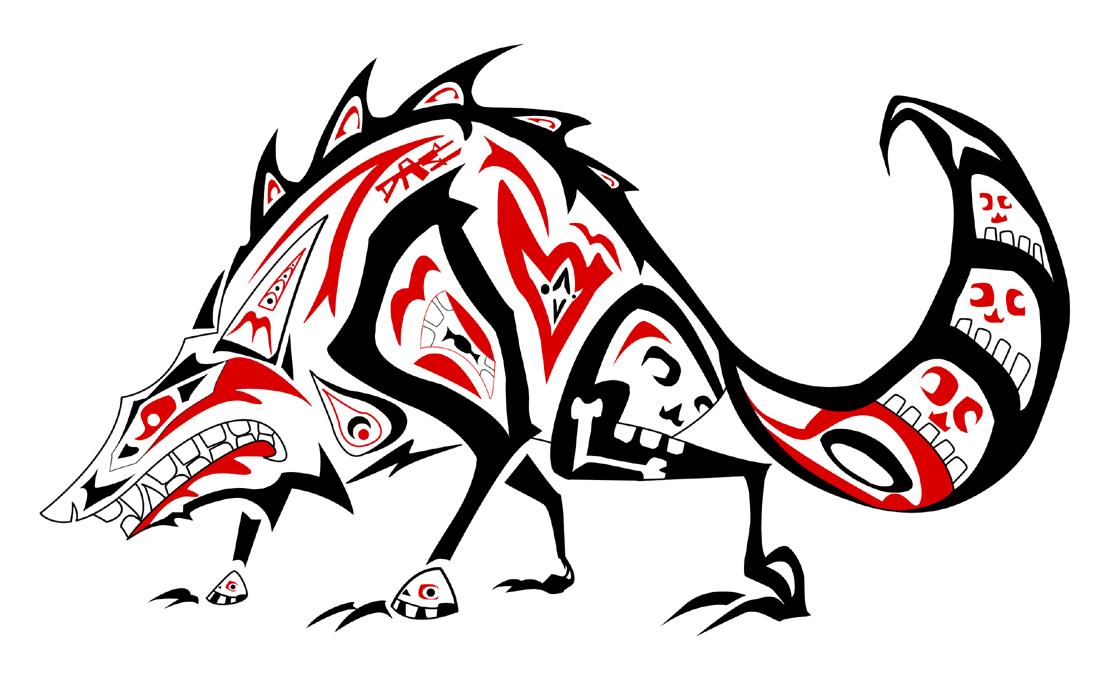 Pubg By Sodano On Deviantart: Native American Animal Art Wolf