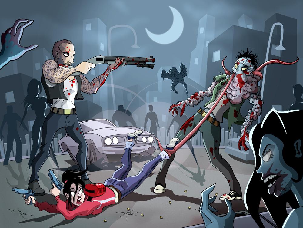 Pubg By Sodano On Deviantart: Left 4 Dead By Sodano On DeviantArt