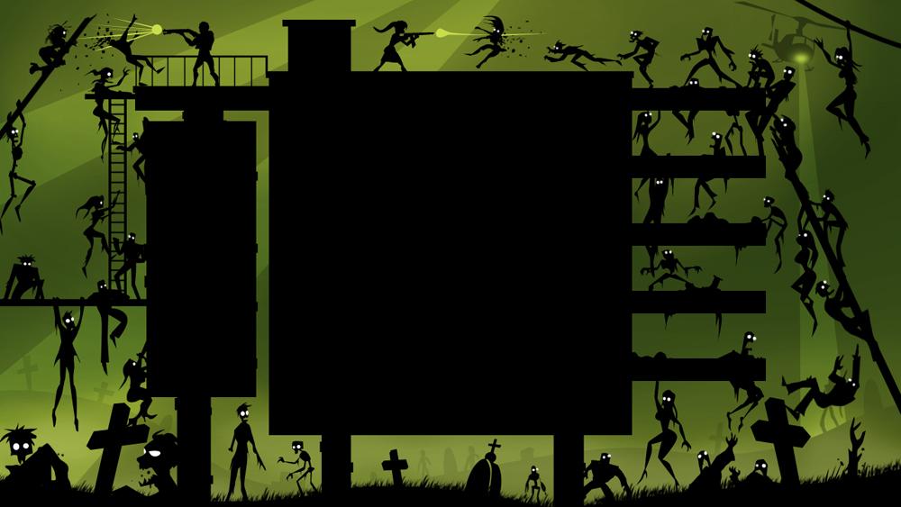 zombie border