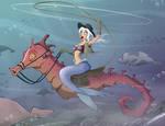 Sea Cowgirl