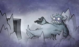 Frost Giant by Sodano