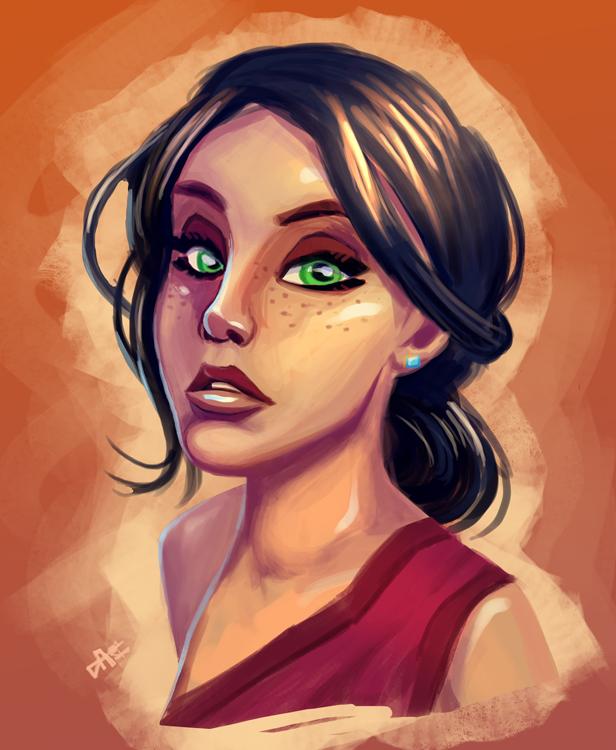 Portrait Render by Sodano