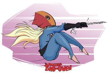 The Amazing Bag Gwen by Sodano