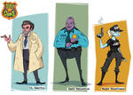 Dirty Cops - Police Char Concepts 01
