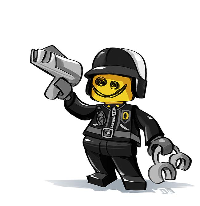 Good Cop by Sodano