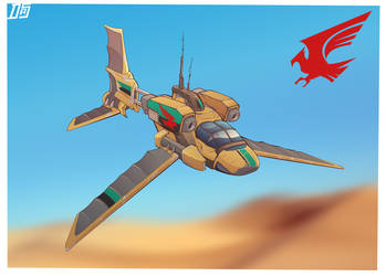 Dune Ornithopter by Sodano