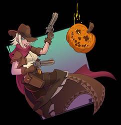Battlerite Halloween Contest by Sodano