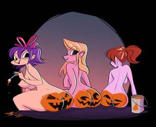 Pumpkin Buns by Sodano