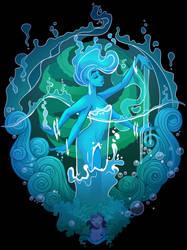 Water Goddess Collab