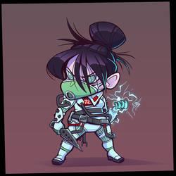 Wraith Chibi