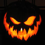 Claud the Jack-o'-lantern