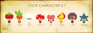 CUTIE caracter 1