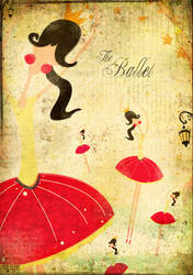 the ballet by melaniolivia