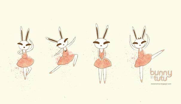 bunny in tutu 3
