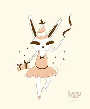 bunny in tutu 4