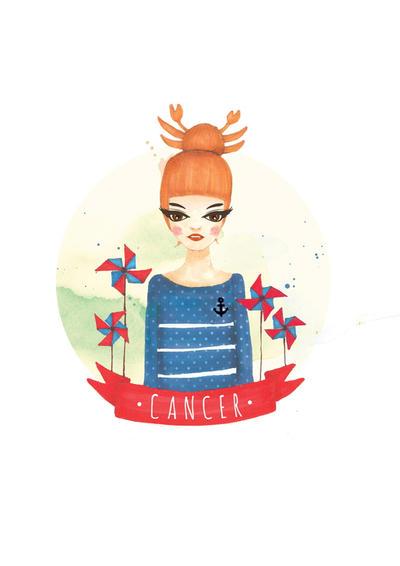 cancer by melaniolivia