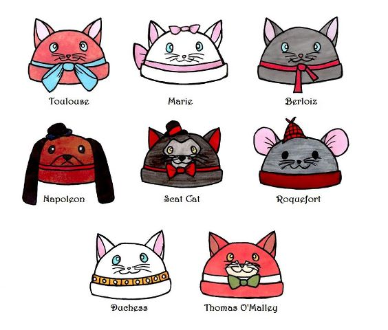 Cats Name From The Aristocats