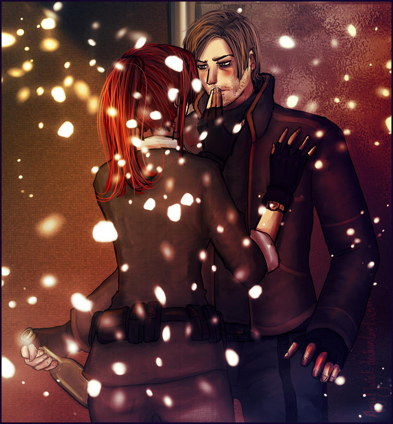 leon kennedy and claire redfield relationship problems