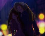 ++Somewhere in the Rainy Night ++