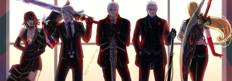 +-I make the angels scream  (And the devil cry) -+