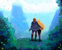 [ ~As the sky on the horizon~ ]